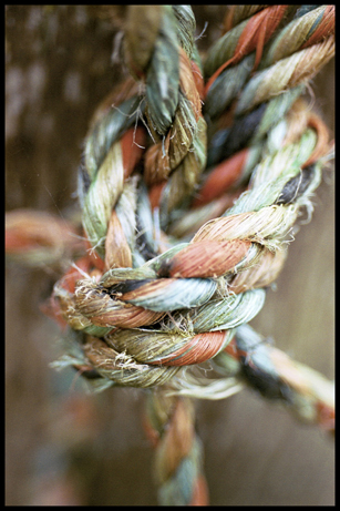 Photograph of a rope